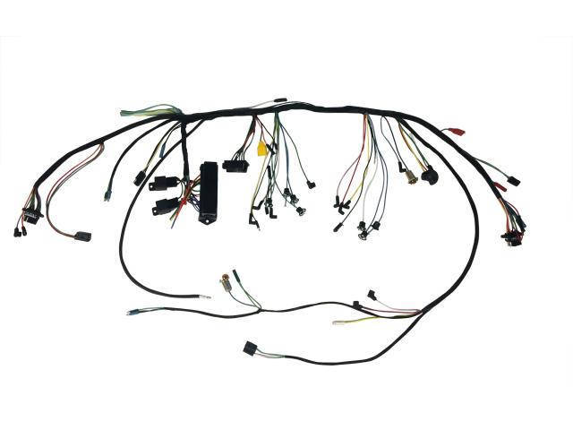 66 U/DASH HARNESS-PREM FUSEBOXC6ZZ-14401-PFB