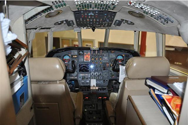 Premier Jet Aviation  jetav  Dassault Falcon 50