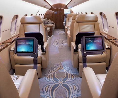 Premier Jet Aviation  jetav  Bombardier Global 5000