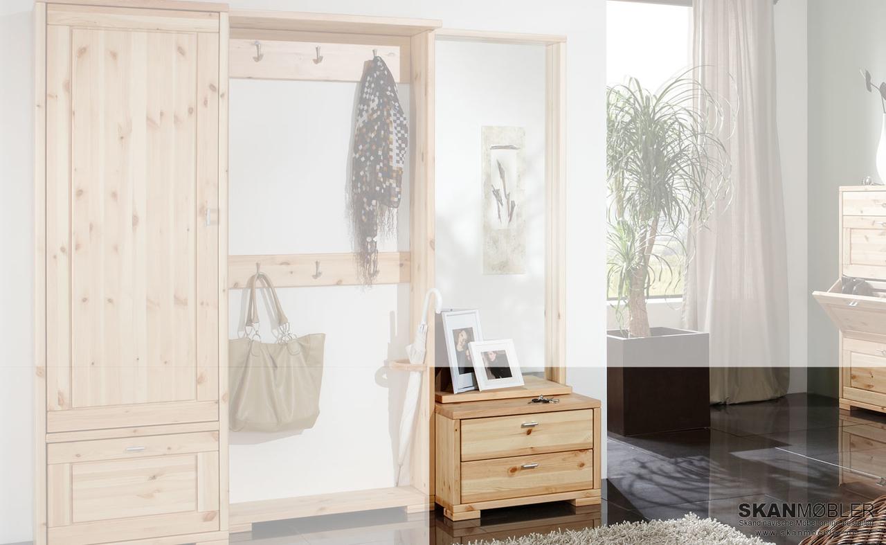 Kommode Garderobe Kommode Weiss Hochglanz 80x101x39 Cm Sideboard