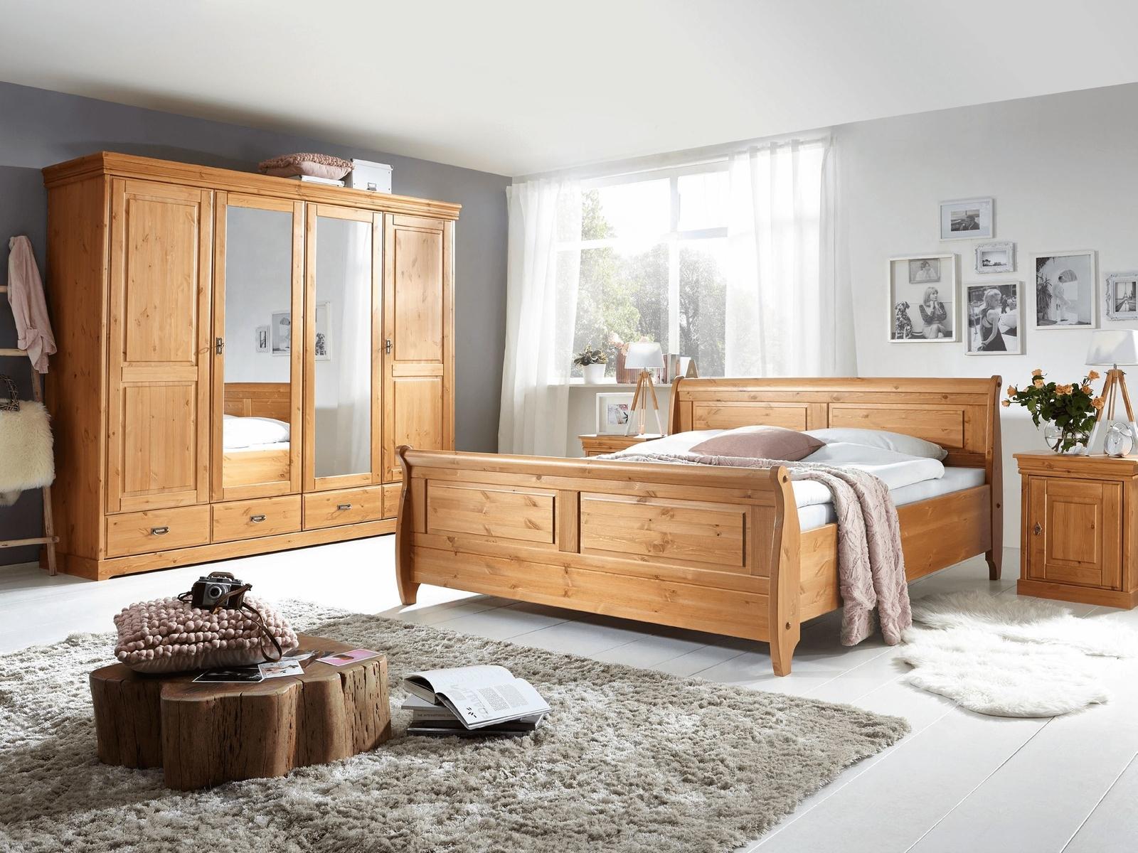 e6e2fcac1e Schlafzimmer Landhausstil Kiefer | Landhausstil Schlafzimmer Elegant ...