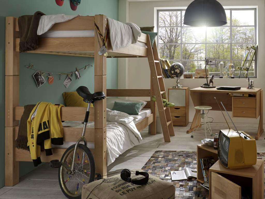 Etagenbett Für 3 : Etagenbett kinder preisvergleich die