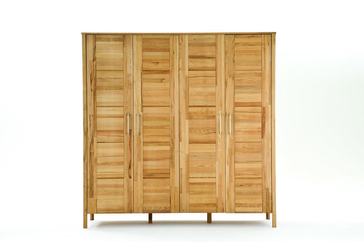 Kleiderschranke Naturholz Schlafzimmer Kommode Massivholz