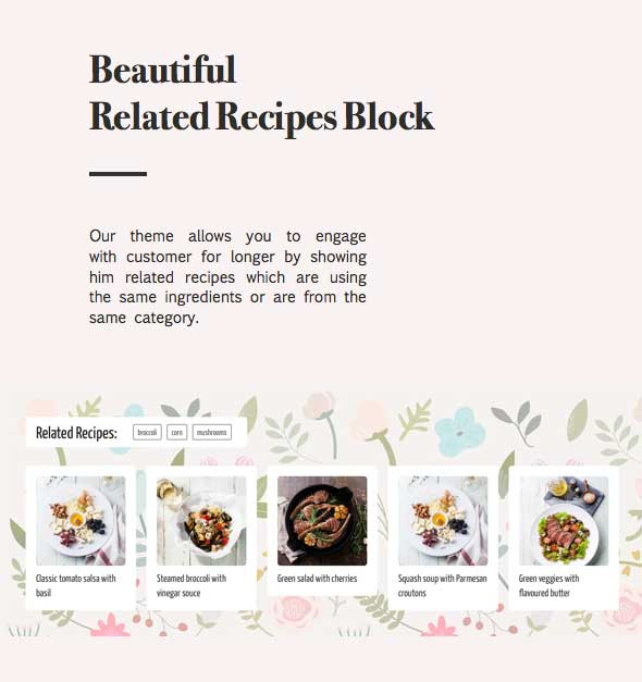 Neptune - Theme for Food Recipe Bloggers & Chefs - 9