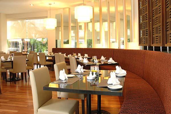 Zende Restaurant International Seri Pacific Hotel Kuala