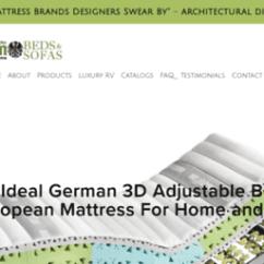 Axel Bloom Sofa Capri Visit Axelbloom Com Best German Adjustable Beds European Mattresses Los Angeles Online