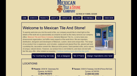 visit mexicantileandstone com mexican tile and stone custom painted mexican tile in phoenix az