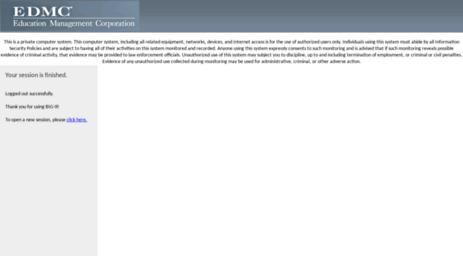 webmail edmc com