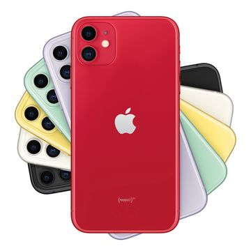Apple iPhone 11 128GB Red - Unlocked   Jigsaw24