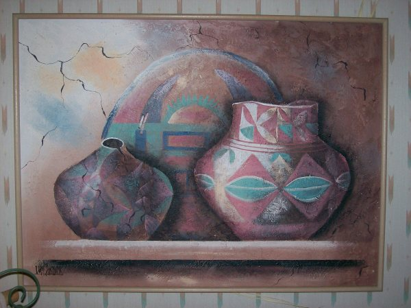 Lee Reynolds Painting Antique Appraisal Instappraisal