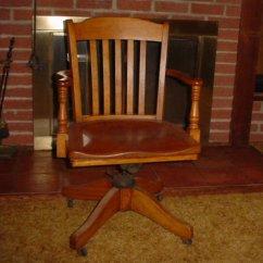 Murphy Chair Company Wicker Folding Chairs Oak Swivel Rocker Office Antique Appraisal Instappraisal