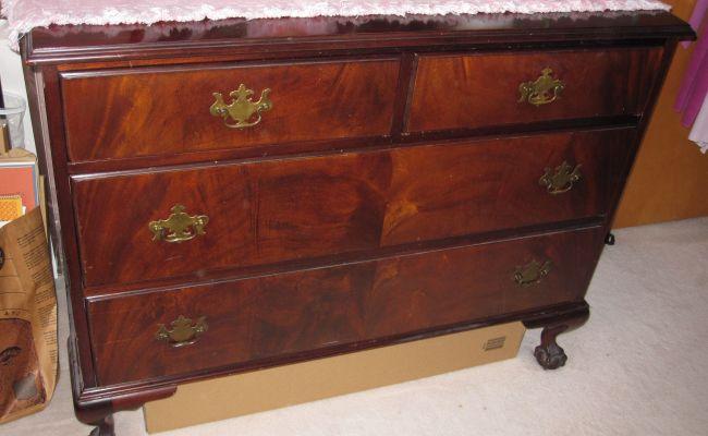 Johnson Furniture Company Grand Rapids Michigan Antique