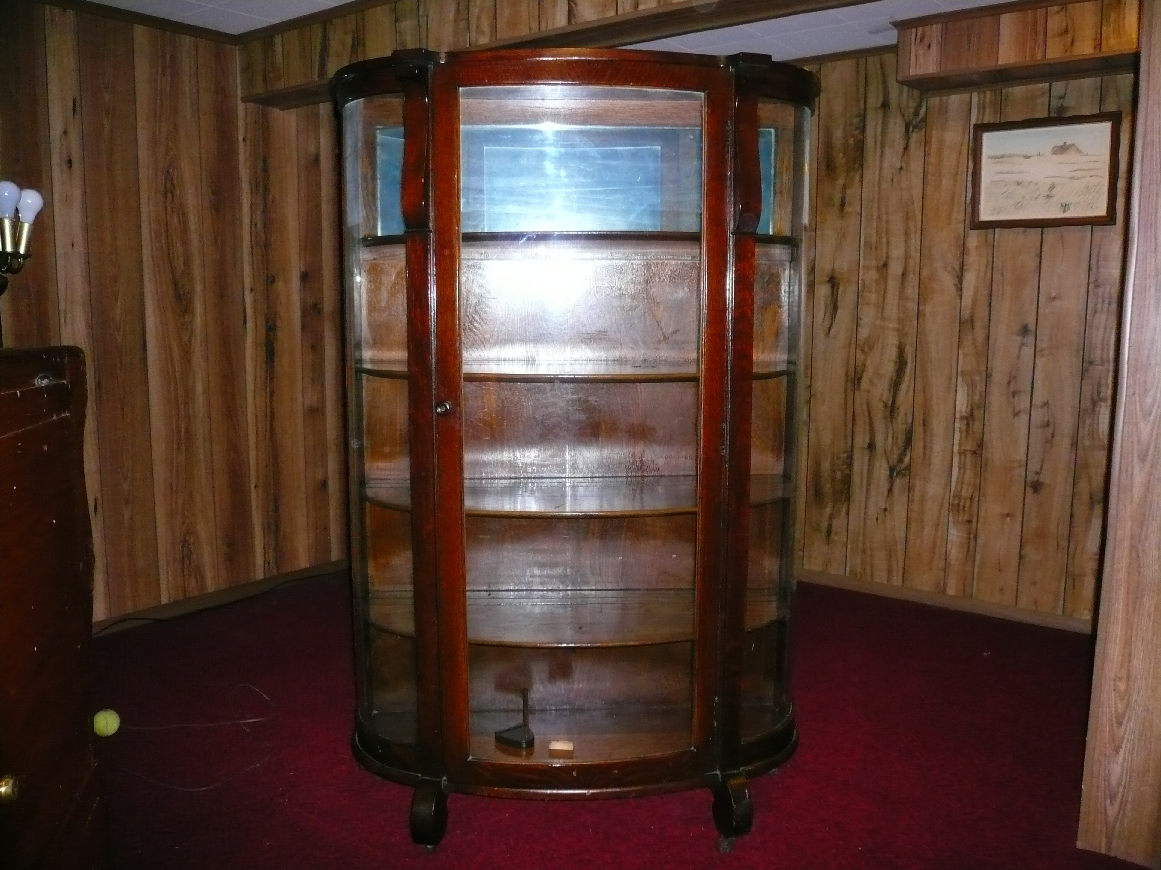 China Cabinet Rockford Chair And Furniture Co Antique Appraisal