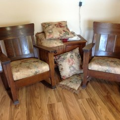 Murphy Chair Company Hickory Leather Furniture Owensboro Ky Antique Appraisal Instappraisal