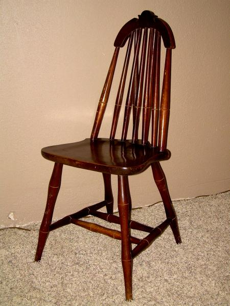 Northwest Chair Company  4 wood chairs antique appraisal