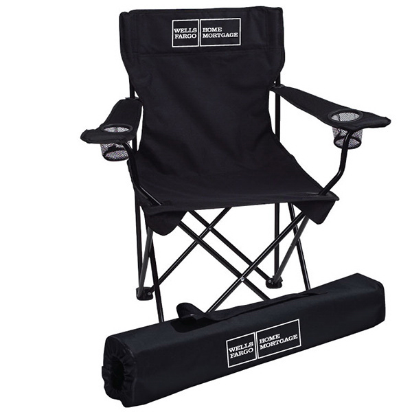 Personalized Outdoor Folding Chair  USimprints
