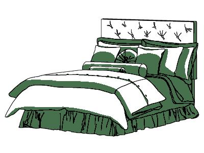 Custom Bedding Workroom  Designer Custom Source