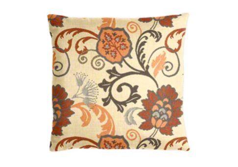 sunbrella throw pillow in elegance marble