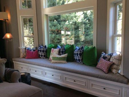Custom Bay Window Cushions  Designer Custom Source
