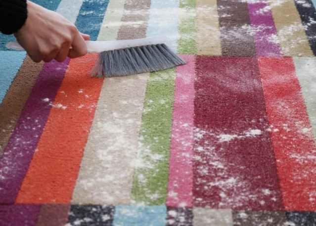 Limpeza de Tapetes ou de Carpetes