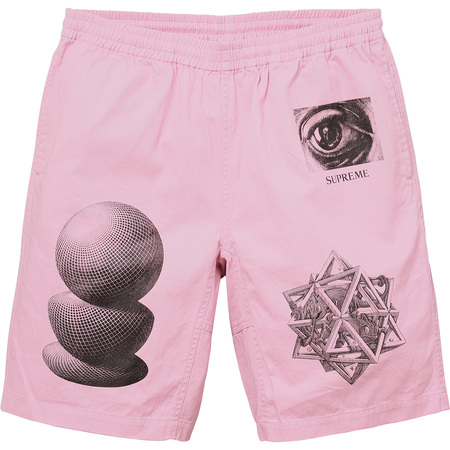 M.C. Escher Short (Dusty Pink)