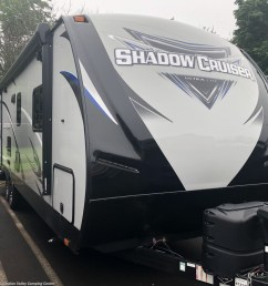 new travel trailer 2019 cruiser rv shadow cruiser sc260rbs [ 1200 x 1200 Pixel ]