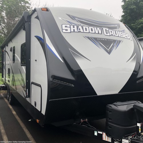 small resolution of new travel trailer 2019 cruiser rv shadow cruiser sc260rbs