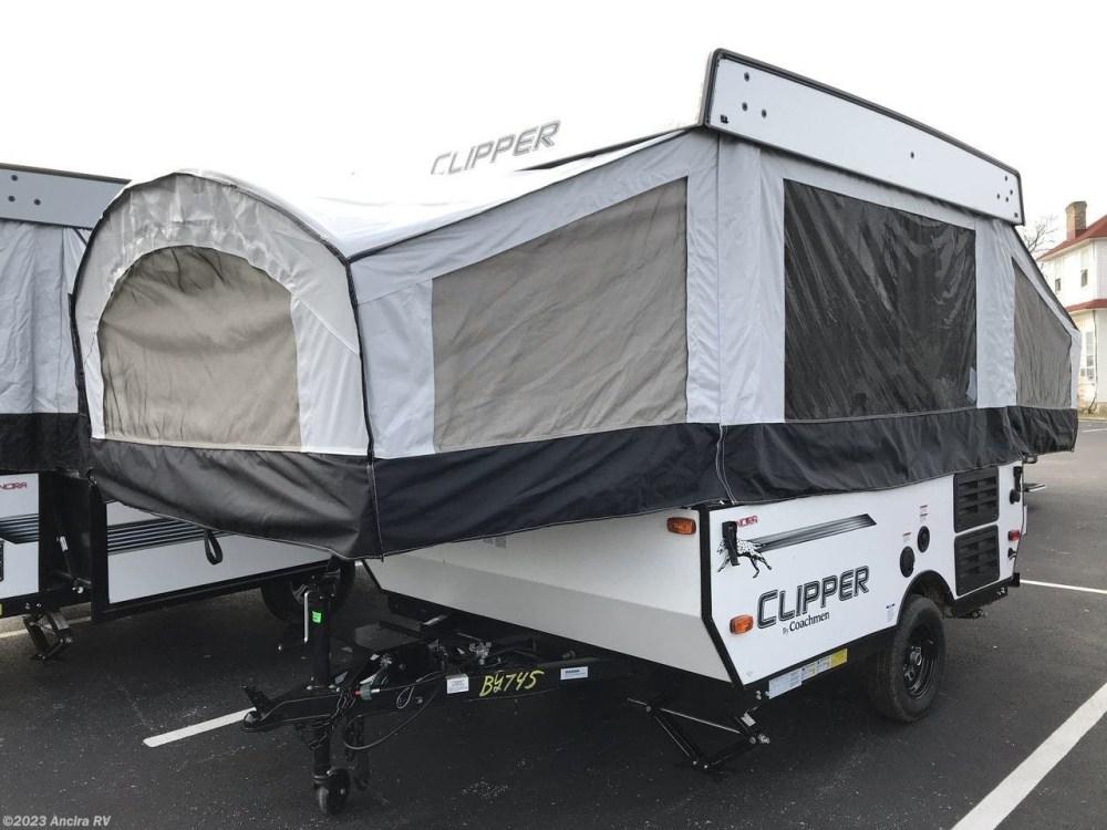 medium resolution of  2019 coachmen clipper ls 806xls