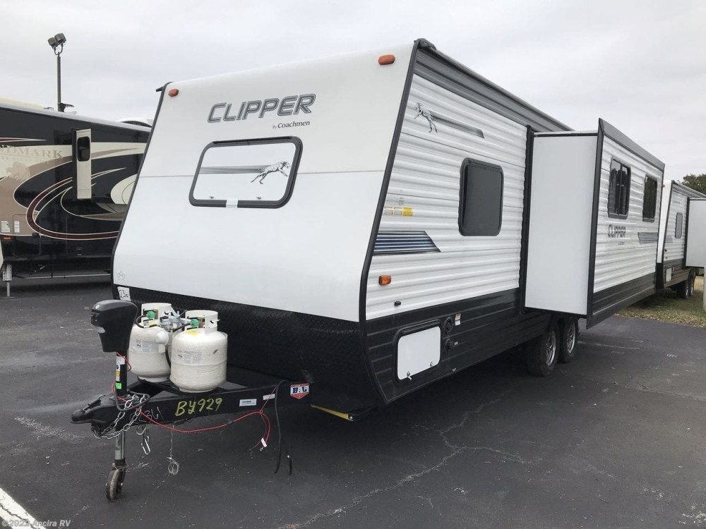 medium resolution of  2019 coachmen clipper ultra lite 21rbss