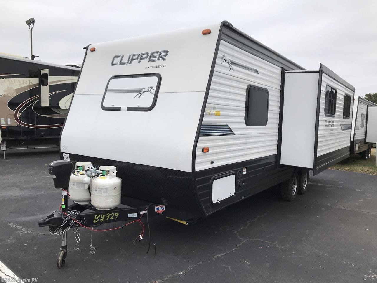 hight resolution of  2019 coachmen clipper ultra lite 21rbss