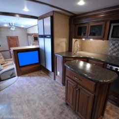 Used Sleeper Sofa For Sale Apartment Sized 2012 Dutchmen Rv Infinity 3870fk W/5 Slides & Front ...