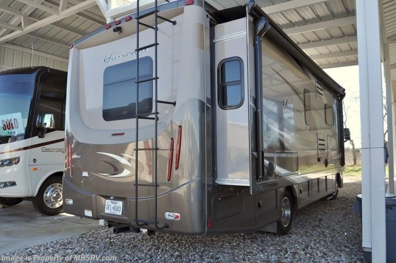 2016 Thor Motor Coach RV Hurricane 27K With Slide For Sale