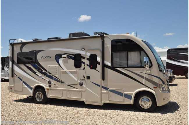 New 2017 Thor Motor Coach Axis