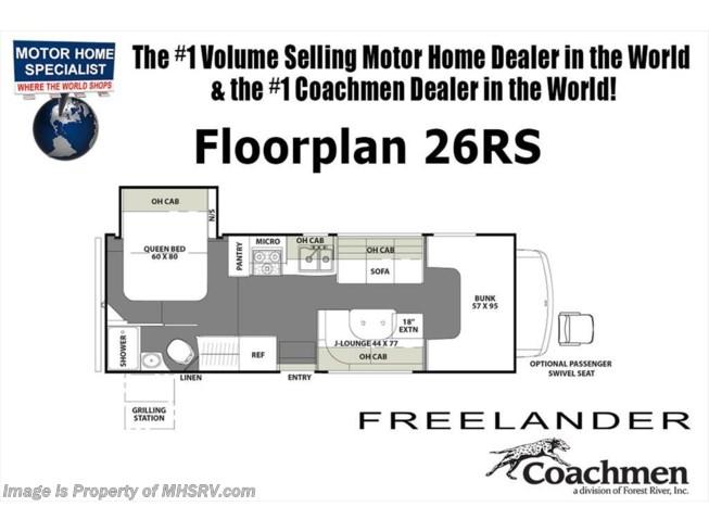 2019 Coachmen RV Freelander 26RSF for Sale in Alvarado, TX