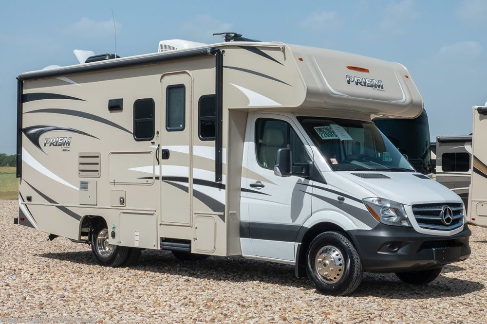 medium resolution of new 2019 coachmen prism 2200fs sprinter diesel rv w gps ext tv 3new 2019