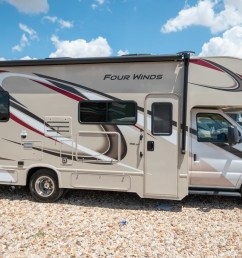 new 2019 thor motor coach four winds 25v rv for sale at mhsrv w 15k a c stabilizers [ 1200 x 800 Pixel ]