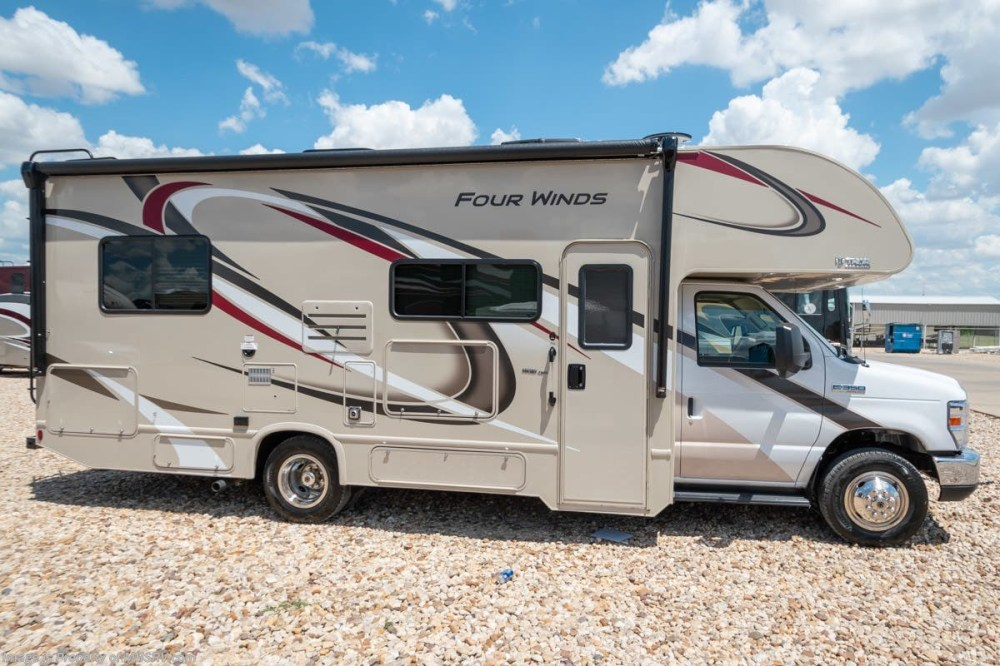 medium resolution of new 2019 thor motor coach four winds 25v rv for sale at mhsrv w 15k a c stabilizers