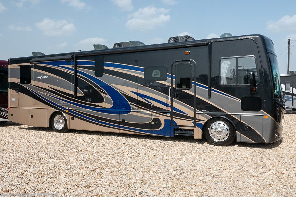 hight resolution of new 2019 fleetwood pace arrow 36u bath 1 2 rv for sale w theater seats