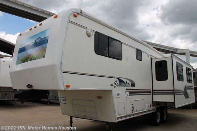 1998 Carriage RV Carri-Lite 529RK For Sale In Houston, TX