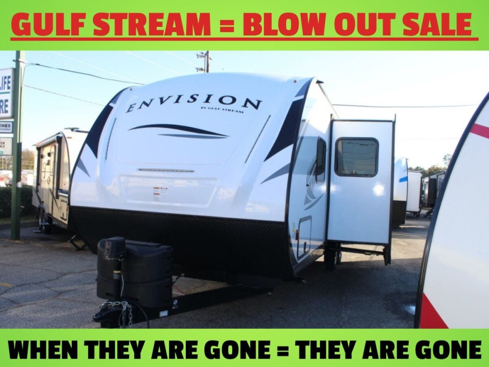 medium resolution of  col258rb 2019 gulf stream envision 258rb travel trailer for sale in columbus ga