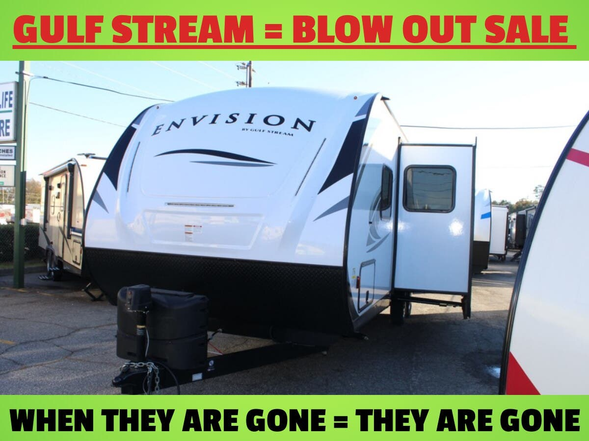 hight resolution of  col258rb 2019 gulf stream envision 258rb travel trailer for sale in columbus ga