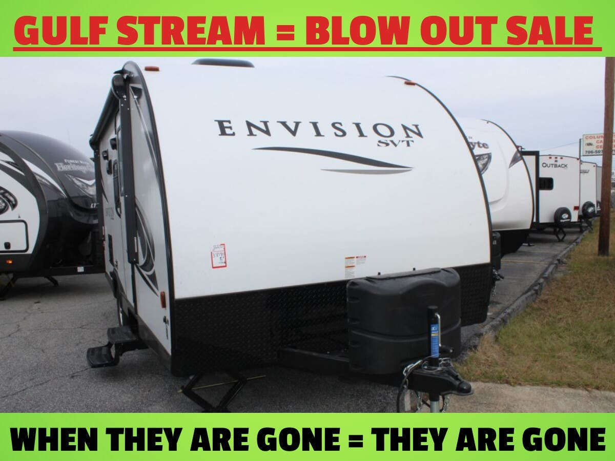 hight resolution of  col22udl11 2019 gulf stream envision 22udl travel trailer for sale in columbus ga