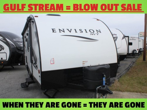 small resolution of  col22udl11 2019 gulf stream envision 22udl travel trailer for sale in columbus ga