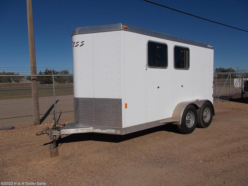 horse trailers ge electric motor wiring diagram used exiss bumper pull trailer classifieds 2014