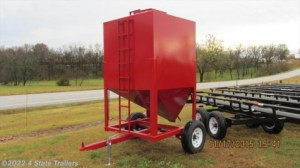 #FB3TRED  2016 Miscellaneous 3 TON FEED BUGGY for sale in Fairland OK
