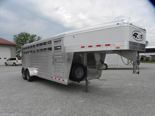 small resolution of  4s37196 2019 4 star runabout6 10x20x6 6 stock trailer for