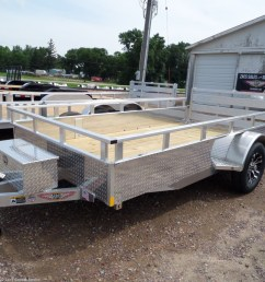 new utility trailer 2019 h h utility trailers [ 1200 x 1200 Pixel ]