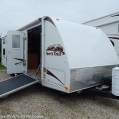 Sofa Deals Nj Vine Brown Leather #tt9914 - 2010 Heartland Rv North Trail 280bh Front ...
