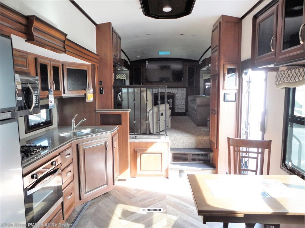 J11387 2017 Jayco North Point 383flfs Front Living Room W