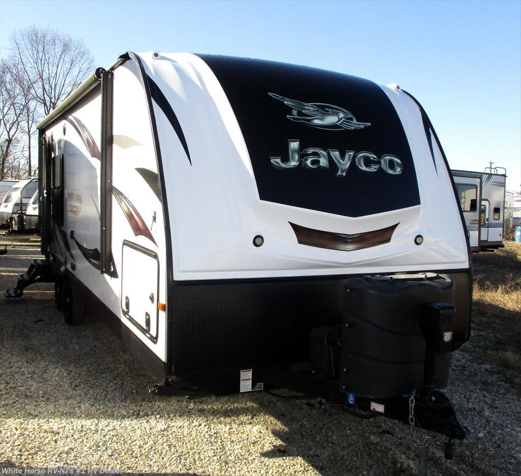 travel trailers with rear kitchen furniture pantry 2016 jayco rv white hawk 24rks slide out for